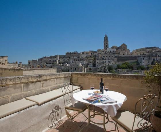 L'Hotel in Pietra | Dove Dormire a Matera