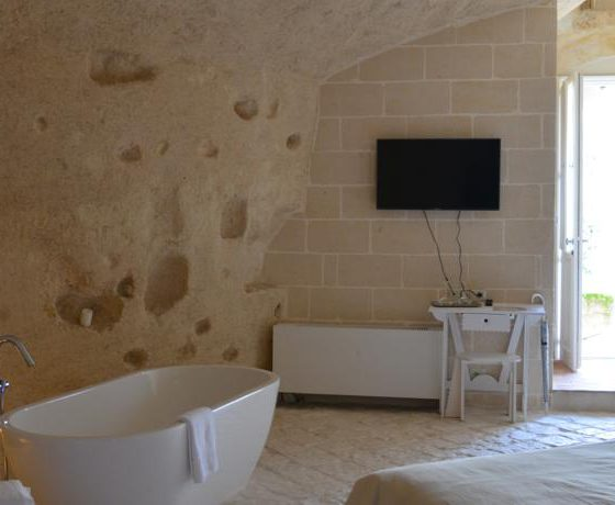 Le Dimore dell'Idris | B&B Matera